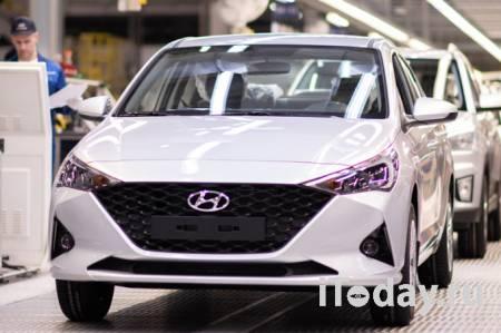 Hyundai отпраздновала 10-летие питерского завода