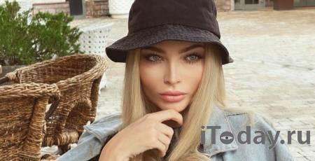 Рейтинг дня: Алёна Шишкова продемонстрировала уютный осенний образ