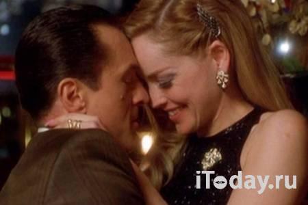 """Шэрон Стоун призналась, чьи поцелуи её коллег были """"жарче"""" всего"""