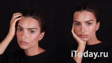 Эмили Ратаковски в новой фотосессии для журнала отказалась от одежды