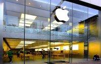 Стоимость акций Apple рекордно снизилась