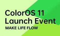 Глобальная версия ColorOS 11 от OPPO выйдет 14 сентября