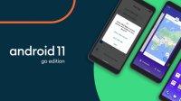 Google представила ОС для бюджетных смартфонов — Android 11 Go Edition