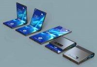 HP получила патент на складной смартфон