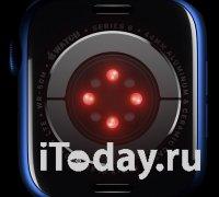 Представлены новые «умные» часы Apple Watch Series 6