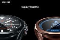 Представлена новая версия умных часов Galaxy Watch3 Titanium Edition