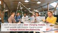 Huawei патентует лазерную зарядку