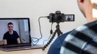 Бесплатная программа EOS Webcam Utility превращает фотокамеры Canon в веб-камеры