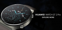Huawei Watch GT 2 Pro будут первым носимым устройством на новой операционной системе