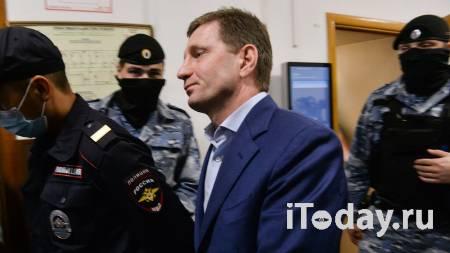 Мосгорсуд разрешил предъявить Фургалу обвинение в убийстве Зори - 21.09.2020