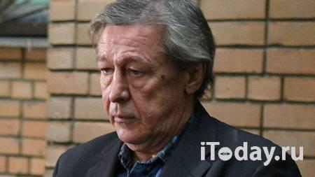 Ефремов рассказал о встрече с женой в СИЗО - 21.09.2020