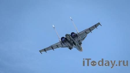 В Тверской области потерпел крушение истребитель Су-30 - Радио Sputnik, 22.09.2020