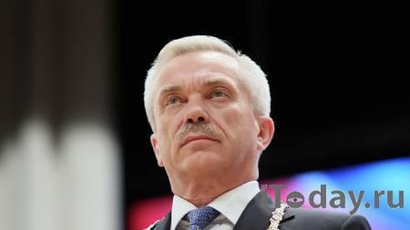 Бывший белгородский губернатор Савченко приступил к работе сенатором - 23.09.2020
