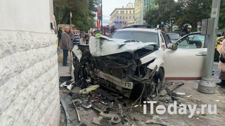Виновник ДТП на Остоженке был в наркотическом опьянении - 23.09.2020