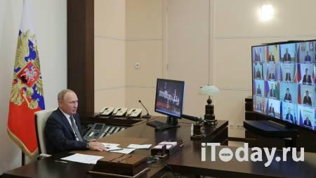 Путин дал новым губернаторам поручения по борьбе с COVID-19 - 24.09.2020