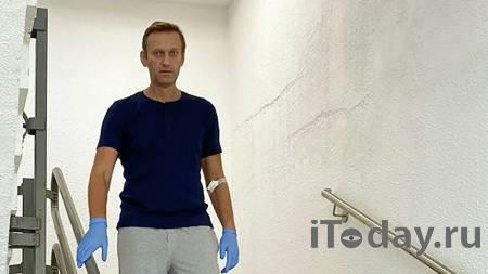 Бундестаг отказался комментировать идею Госдумы о группе по Навальному - 25.09.2020