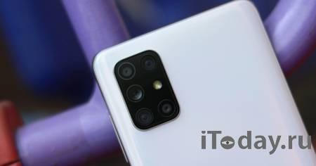 Galaxy A72 станет первым смартфоном от Samsung с пятью тыльными камерами
