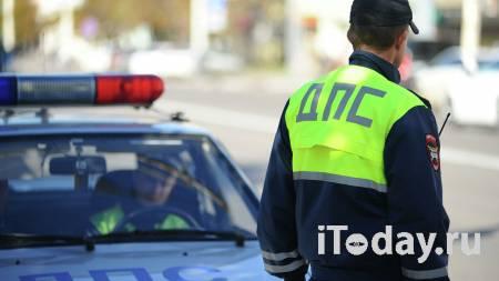 В Москве два человека пострадали при столкновении легковушки с маршруткой - 26.09.2020