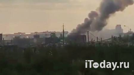 В Дзержинском прогремел взрыв на территории автосервиса - 26.09.2020