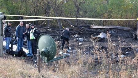 Украинские власти допустили вину диспетчеров в крушении Ан-26 - 26.09.2020