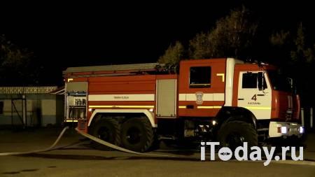 При пожаре в жилом доме в Балашихе погибли три человека - 27.09.2020