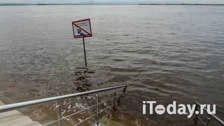 Уровень воды в реке у Комсомольска-на-Амуре вырос за сутки на 19 см - 27.09.2020