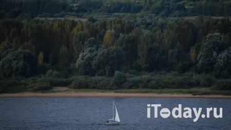 В Нижегородской области легкомоторный самолет упал в Волгу - 27.09.2020