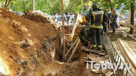 В Москве рабочий погиб при обрушении котлована на стройке - 28.09.2020