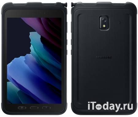 Состоялся анонс защищенного планшета от Samsung – Galaxy Tab Active3