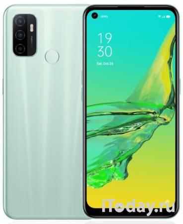 Очередное пополнение в продуктовой линейке смартфонов OPPO недорогой моделью OPPO A33