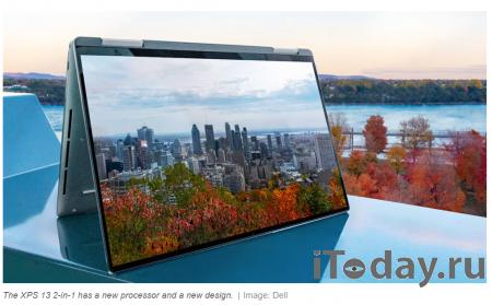 Dell представила обновление своего ноутбука XPS 13