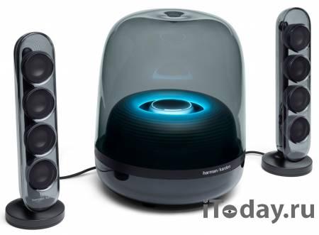 На российский рынок выходит акустическая система Harman Kardon SoundSticks 4