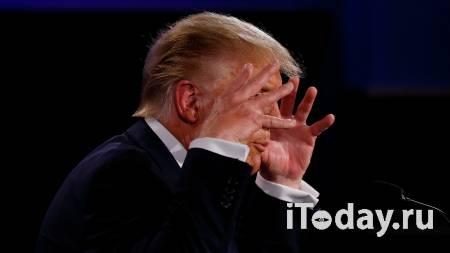 Вирусный Трамп: дорогой твит, телеграмма Путина, ВКС и привет от Байдена - Радио Sputnik, 02.10.2020