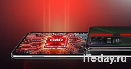 TECNO представила смартфон TECNO Pova с батареей на 6000 мАч