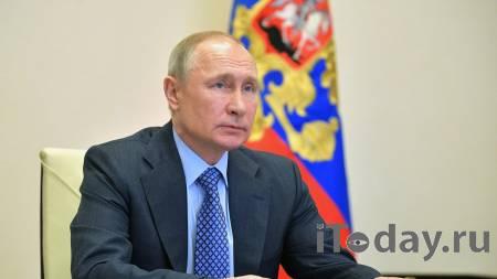 Путин во вторник встретится с лидерами думских фракций - 05.10.2020