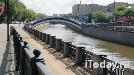 Маслянистое пятно обнаружено и ликвидировано в реке Яуза - 05.10.2020
