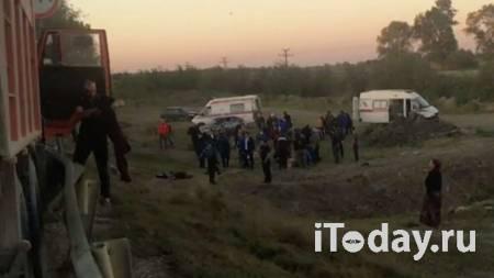 В ДТП с автобусом под Кизляром пострадали десять детей - 07.10.2020