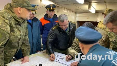 Зиничев провел заседание оперштаба по ЧП в Рязанской области - 07.10.2020