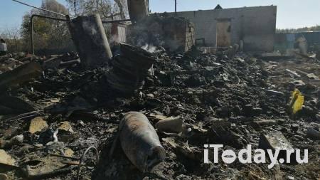 Пострадавшие от взрывов боеприпасов под Рязанью получат выплаты - 08.10.2020