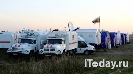На месте ЧП на рязанском складе начали восстанавливать инфраструктуру - 09.10.2020