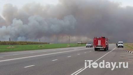 Пожар на военных складах в Рязанской области потушили - 09.10.2020