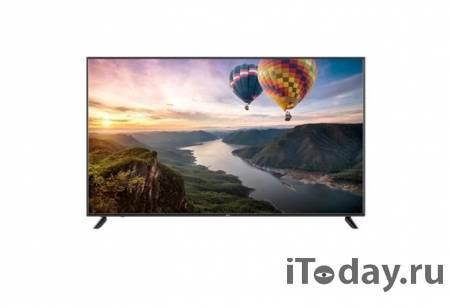 Redmi выпустила телевизор Redmi Smart TV A65 4K