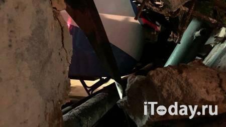 В Москве поезд метро застрял в тоннеле - 13.10.2020