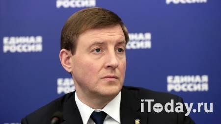 Путин наградил Турчака орденом Александра Невского - 14.10.2020