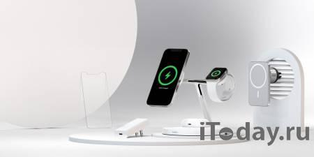 Компания Belkin представила MagSafe-аксессуары для iPhone 12