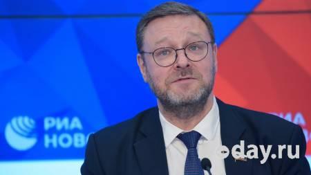 В Совфеде объяснили, почему США обязаны ответить на предложение по ДСНВ - 16.10.2020