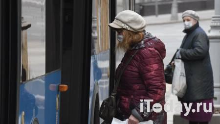 В Москве водитель автобуса ударил пассажира без маски - 16.10.2020