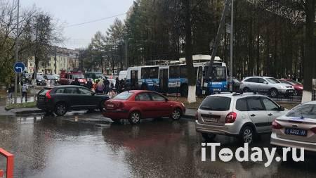 Число пострадавших в ДТП с троллейбусом в Коврове выросло до 15 - 21.10.2020
