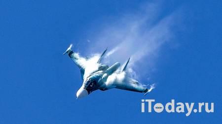В Хабаровском крае разбился Су-34 - 21.10.2020