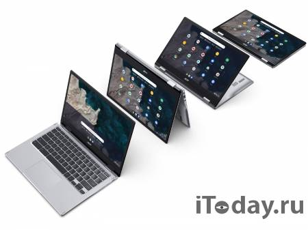 Acer анонсировала хромбук на платформе Snapdragon 7c от Qualcomm с поддержкой 4G/LTE